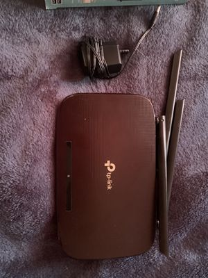 TP Link Router for Sale in Pinole, CA