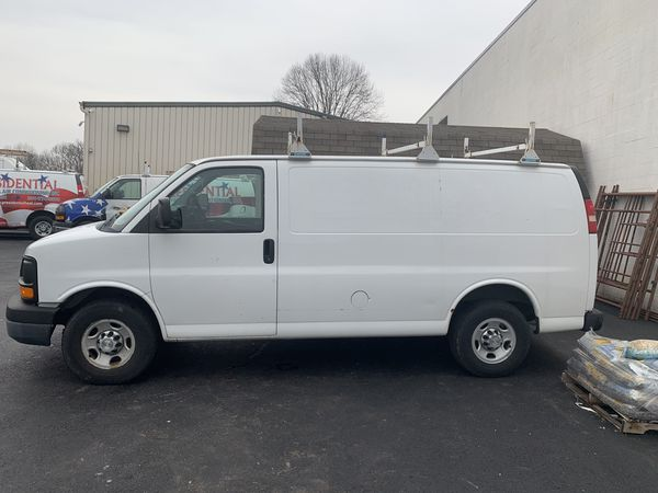 2010 Chevy express 2500 series 134,000