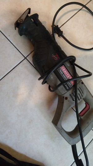 Craftsman Reciprocating Saw for Sale in Tampa, FL