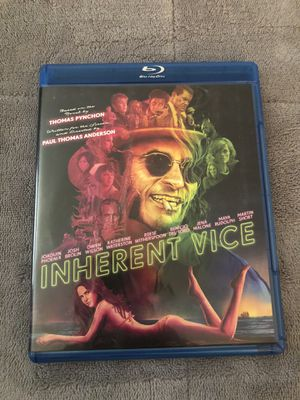 Inherent Vice Blu-ray for Sale in Tampa, FL