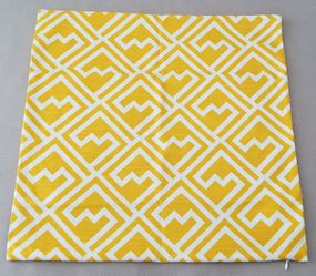 Modern Accent Throw Toss Pillow Yellow - Case Only for Sale in Cape Coral,  FL