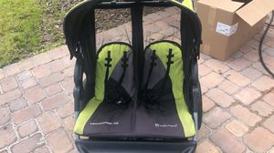 Double Stroller Baby Trend for Sale in Kissimmee, FL