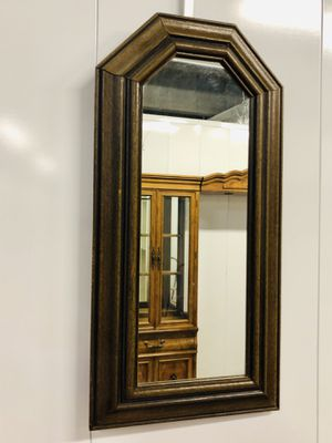 "Antique Small wood framed mirror 20""x 10"" for Sale in Boynton Beach, FL"