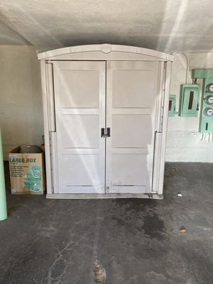 Large Storage Shed for Sale in Alhambra, CA