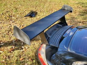 Porsche 911 996 gt3 style lid and spoiler for Sale in Fort Mill, SC