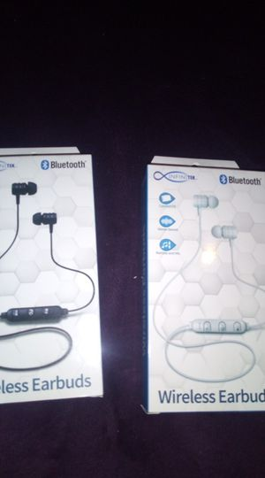 Bluetooth Wireless earbuds for Sale in St. Louis, MO