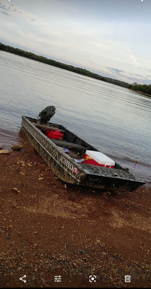 14ft john boat for Sale in Smyrna, TN