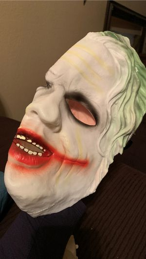 Joker mask for Sale in Phoenix, AZ