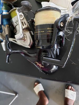 Fishing reel $5 each or $30 for all for Sale in Sebring, FL