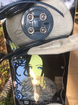 Womens Snowboard and Bindings for Sale in Jacksonville, FL