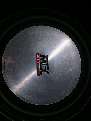 """2 15"""" MTX 9500s $500 firm for Sale in Phoenix, AZ"""