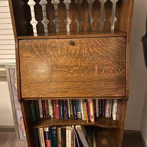 A Tuque secretary fold Out Desk. for Sale in Arlington, VA