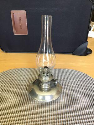PEWTER OIL LAMP for Sale in Auburn, WA