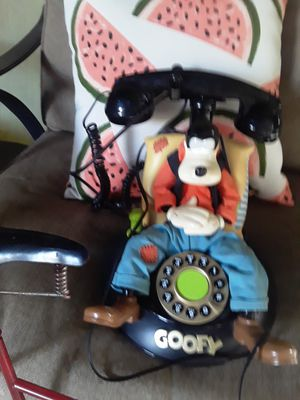 Disney goofy phone for Sale in Gilroy, CA