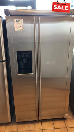 BIG BARGAINS!! CONTACT TODAY! GE Refrigerator Fridge Monogram #1482 for Sale in Baltimore, MD