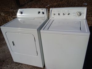 Washer and Dryer for Sale in Atlanta, GA