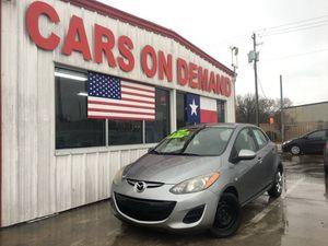 2013 Mazda 2 Hatchback for Sale in Pasadena, TX