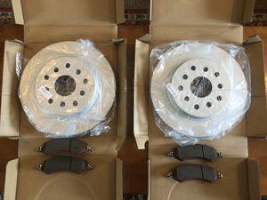 Teraflex big brake rotors and pads for Jeep JK for Sale in El Cajon, CA
