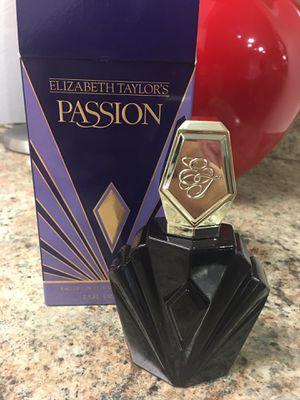 Perfume PASION ( ELIZABETH TAYLOR 'S) 100 % original.( new never used ) for Sale in Miami, FL