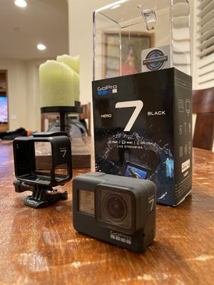 GoPro Hero 7 Black for Sale in San Diego, CA