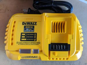 DeWalt fast charger for Sale in Mill Creek, WA