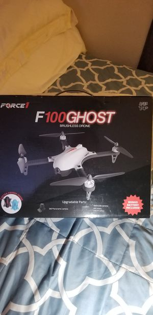 F100 GHOST Brushless Drone for Sale in Watauga, TX