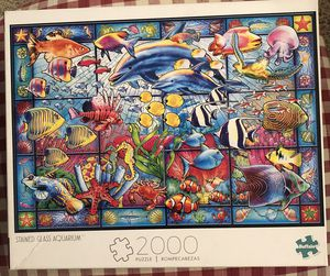 Jigsaw Puzzle 2000 piece Buffalo Games for Sale in San Diego, CA