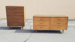 Highboy dresser and dresser for Sale in Modesto, CA
