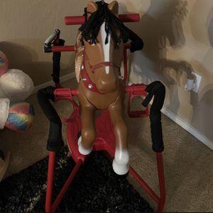 Radio Flyer Rocking Horse for Sale in Kingsburg, CA