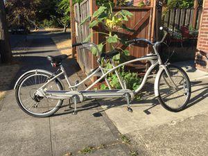 Tandem cruiser bike for Sale in Portland, OR