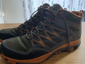 Men's Size 11 Columbia Outdry Waterproof Hiking/work Boots for Sale in Seattle,  WA