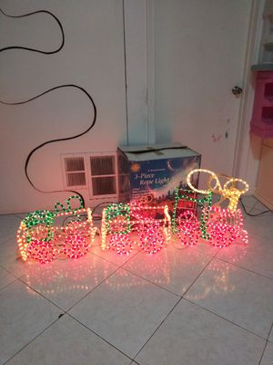 Train with lights for Sale in Pompano Beach, FL