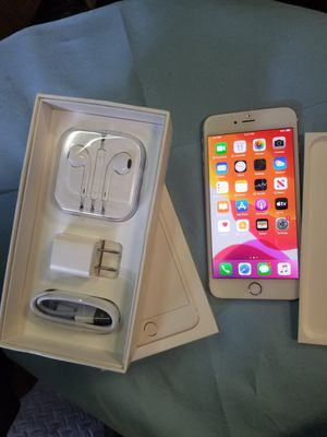 iPhone 6s plus rose gold 128gb unlocked for Sale in Lindale, TX
