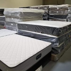 Mattress Sets And Adjustable Beds Year End Clearance Sale King Queen Full Twin California King for Sale in Kennesaw, GA