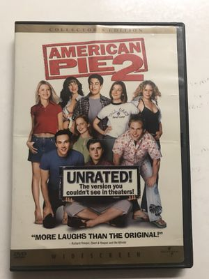 American Pie 2 DVD Movie for Sale in West Covina, CA