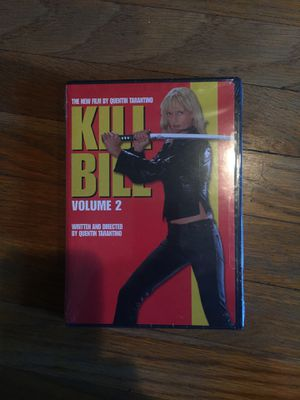 Kill Bill vol 2 DVD *New* for Sale in Los Angeles, CA