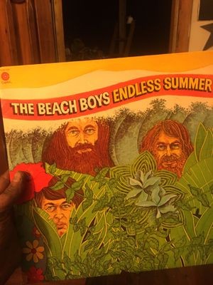 The Beach Boys record for Sale in Clay, WV