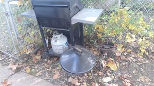 All in pic Grills and Propane Burner for Sale in St. Louis, MO