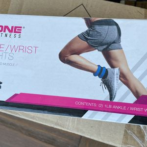 (New) Tone Fitness ANKLE/WRIST WEIGHTS for Sale in Clovis, CA
