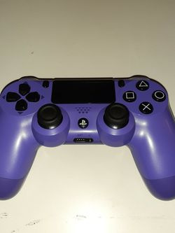 Electric Purple Ps4 Controller for Sale in Milwaukie,  OR