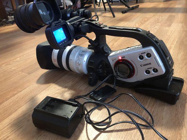 Profesional Canon XL2 Camcorder