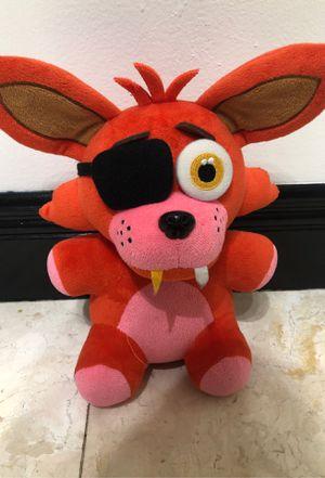 Five Nights At Freddy's Foxy Plush for Sale in Miami, FL