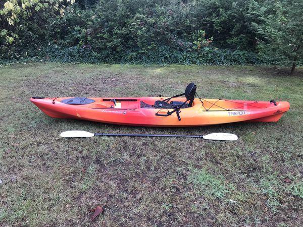 Kayak Tarpon 120 nearly new condition