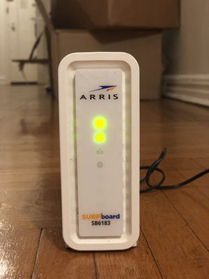 DOCSIS 3.0 Cable Modem for Sale in Queens, NY
