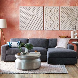 West Elm Urban Sectional for Sale in Denver, CO