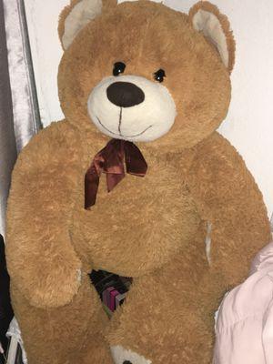 Brown teddy bear for Sale in Hayward, CA
