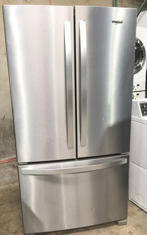 WHIRLPOOL INTERNAL ICE & WATER DISPENSER REFRIGERATOR🏡HOME DELIVERY AVAILABLE SAME DAY!! for Sale in Mission Viejo, CA