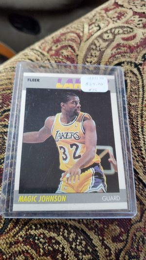 1987-88 Fleer Basketball for Sale in Gold Hill, OR