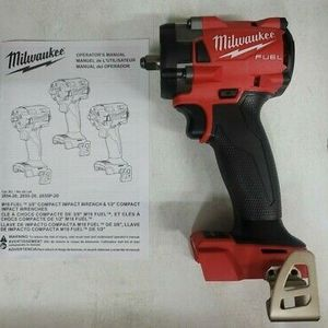 "Milwaukee M18 FUEL 3/8"" Stubby Impact Wrench for Sale in Gig Harbor, WA"