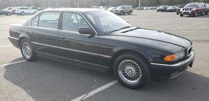 2000 BMW 740IL for Sale in Takoma Park, MD